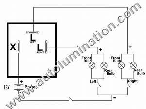 Tridon Flasher Wiring Diagram