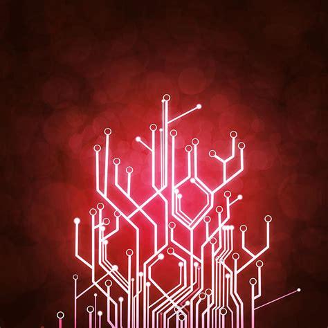 circuit board photograph by setsiri silapasuwanchai