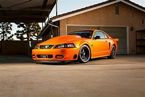 This 1,015hp 2002 New Edge Mustang Gets Busy on 8.5-inch Slicks
