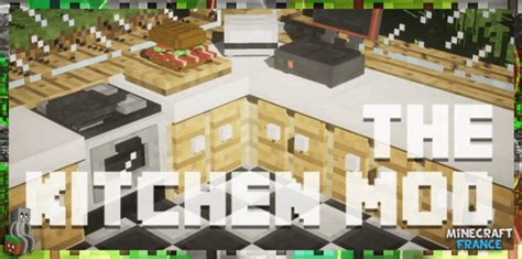 Minecraft Kitchen Mod 1 7 10 Wiki by Mod The Kitchen Mod 1 7 10 Minecraft