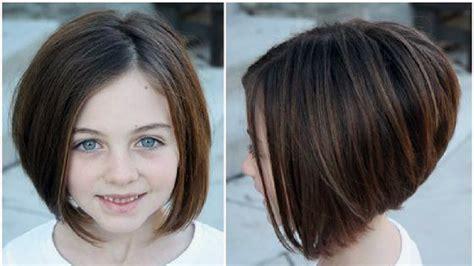 Bob Haircuts For Little Girls