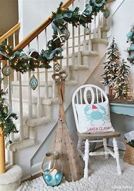 coastal christmas decor ideas