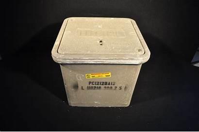 Box Pc Pull Quazite Concrete Polymer Lid