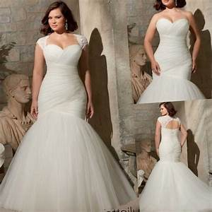 wedding dresses plus size vintage wedding dress for her With plus size vintage wedding dresses