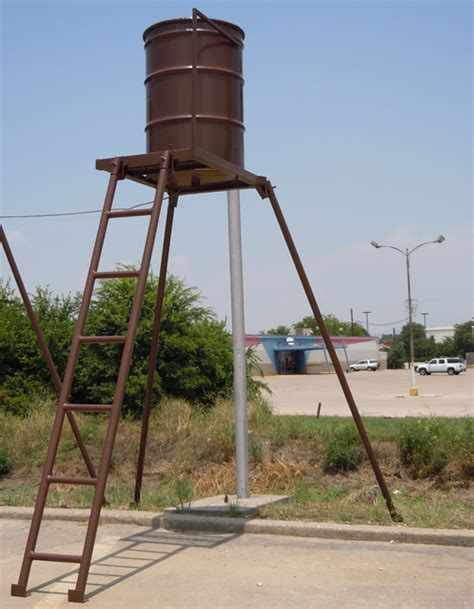 55 gallon drum deer feeder deer feeders products lights