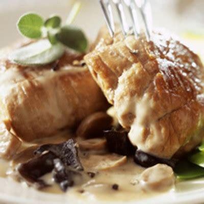 comment cuisiner les paupiettes de veau recette paupiette de veau aux lamelles de courgettes