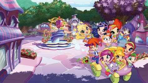 poppixie rainbow spa