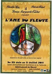 L Ame Du Bois : exposition l me du fleuve une saison en guyane ~ Premium-room.com Idées de Décoration