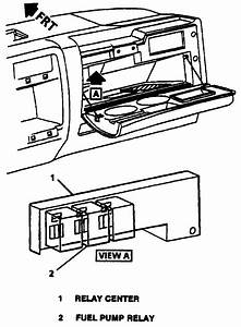 1995 Chevy S10 Fuel Pump Wiring Diagram