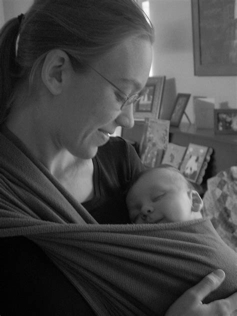 Increasing Breastfeeding Duration One Sling At A Time