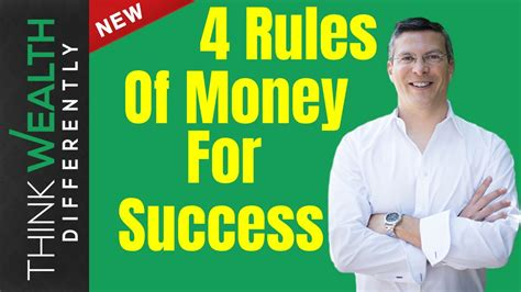 Rules Money For Success Real Path Wealth Youtube