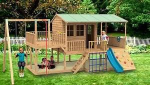 Jeux Exterieur Bois Enfant : en plein air quels jeux pour ne pas s ennuyer salon ~ Premium-room.com Idées de Décoration
