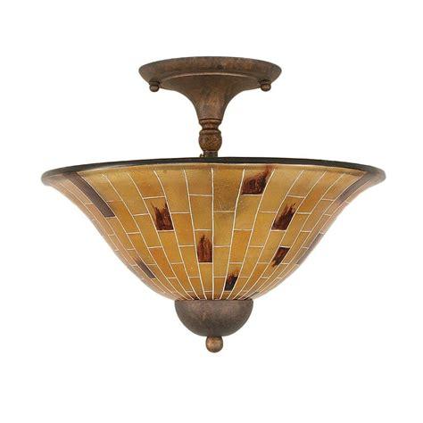 bronze flush ceiling light filament design concord 2 light bronze ceiling semi flush