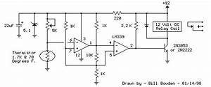 Thermometer Circuit Page 9   Meter Counter Circuits    Next Gr