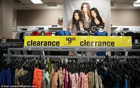 Has Kardashian's Bubble Burst? Sisters' Fashion Kollection