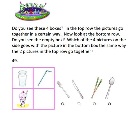 the wechsler preschool and primary scale of intelligence practice matrix question for the wppsi iv wechsler 832