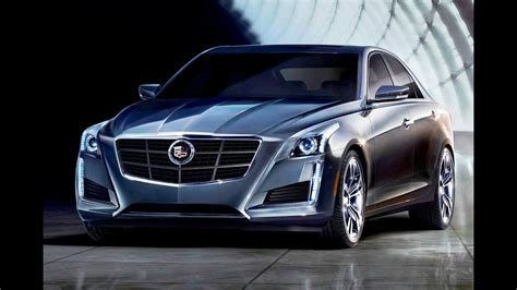 Cadillac Sport by 2014 Cadillac Cts V Sport Running Luxury
