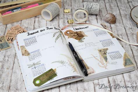 Ideen für dein Bullet Journal - mach dir schöne Pläne