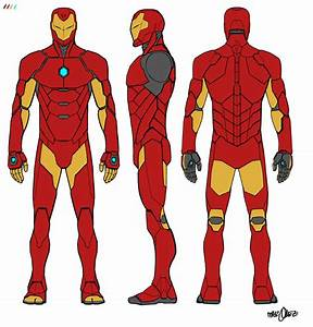 Marvel Unveils New INVINCIBLE IRON MAN Designs and New AI ...