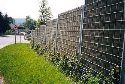 Effektiver Laermschutz Im Garten by Neue L 228 Rmschutzw 228 Nde Die Ma 223 St 228 Be Setzen