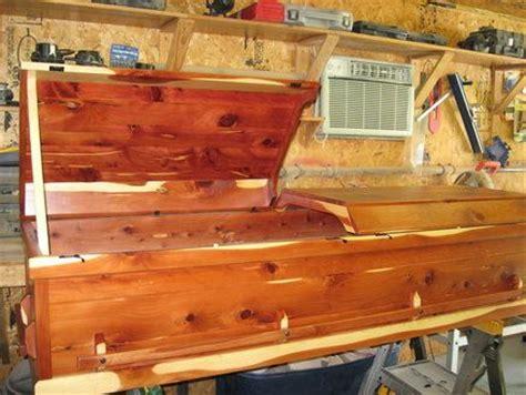 eastern red cedar casket coffinscaskets pinterest