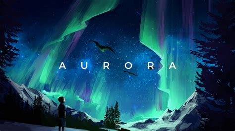 Download Free Hd Wallpapers 39 Aurora 39 Chillstep Mix 1 Hour Of Chillstep Youtube