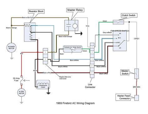 1967 Pontiac Firebird Wiring Diagram by A C Blower Fan Speed Problem Firebird Classifieds