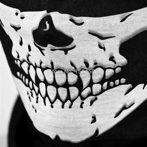 Nike air force Skull Tubular Protective Dust Mask Bandana
