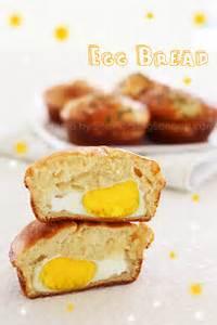 Korean Egg Bread (Gyeran-Bbang) Korean Street Food Recipe ...