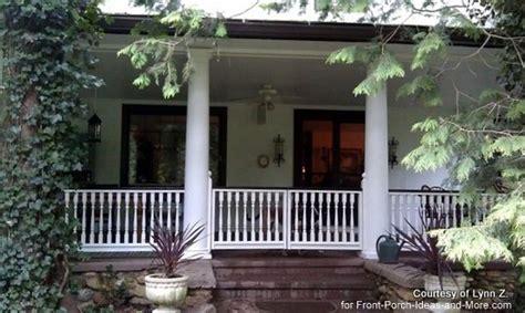 adding wood porch railings    porch