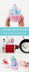 Wie Macht Man Seife : diy f r selbstgemachte badebomben in cupcake form craft homemade bath bombs in shape of ~ Frokenaadalensverden.com Haus und Dekorationen