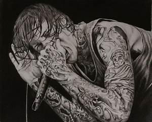 Mitch Lucker of Suicide Silence. RIP by AitorLicantropo on ...