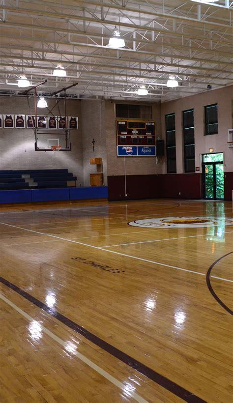 st charles school athletic club