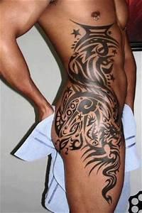 Tatouage Homme Bras Tribal : tatouage tribal homme 15 photos de tatouage homme tribal photos tatouage pour homme id es ~ Melissatoandfro.com Idées de Décoration