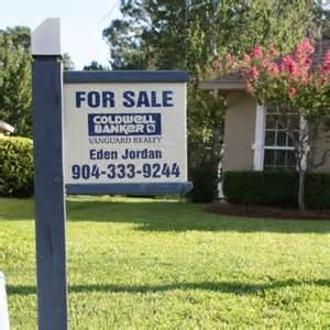 Florida Real Estate for Sale Sign