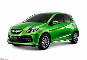 Honda Brive : honda brio small car for india unveiled update scoop pics team bhp ~ Gottalentnigeria.com Avis de Voitures
