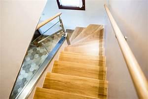 Renovation D Escalier En Bois : escalier design sur mesure en normandie toutes nos ~ Premium-room.com Idées de Décoration