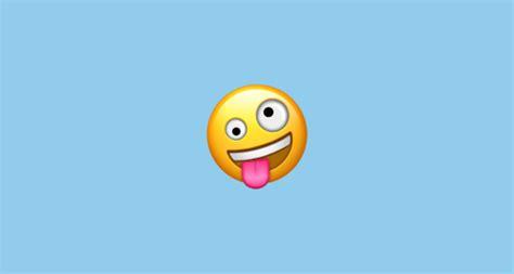 grinning face   large   small eye emoji