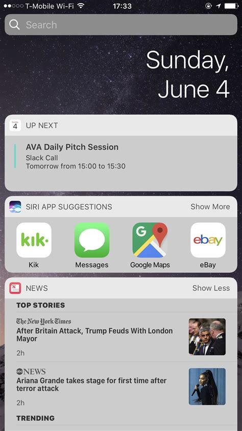 Iphone Top Bar by How To Hide The Status Bar On Your Iphone With This Cool