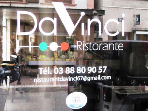 da vinci restaurant 224 haguenau