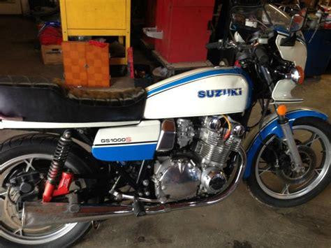 Suzuki Mcallen by Buy 1980 Suzuki Gs1000s Gs1000st Wes Cooley On 2040 Motos