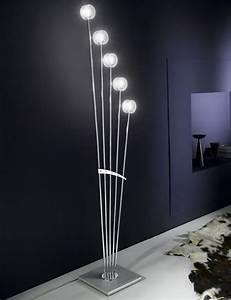 Luminaire Sur Pied : luminaire pied design muntuit ~ Nature-et-papiers.com Idées de Décoration
