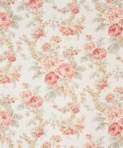 Buy Bennison Damask Rose Fabric online Alexander Interiors