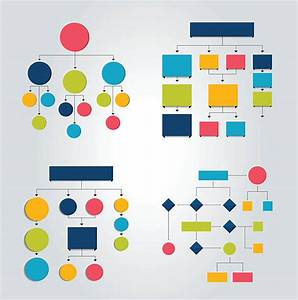 Flow Chart Illustrations Royalty Free Vector Graphics