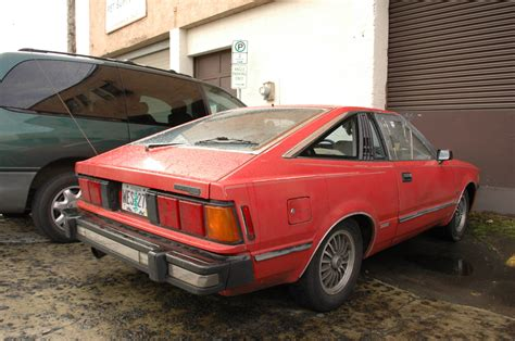 Datsun 200 Sx by Parked Cars 1980 Datsun 200sx Fastback