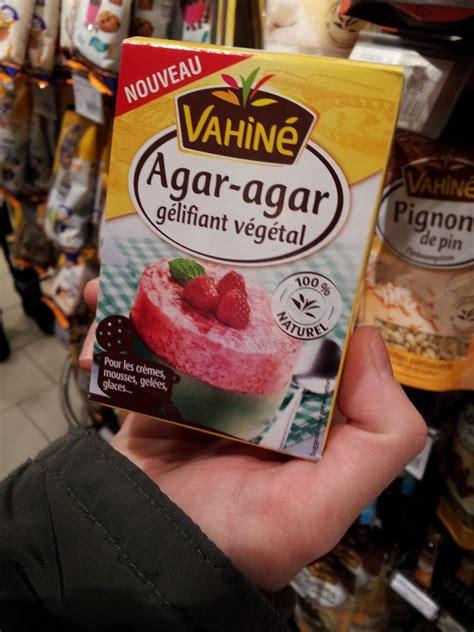 qu est ce que l agar agar en cuisine de l agar agar en supermarché herboristerie pharmacie épicerie au marché bien dans ma cuisine