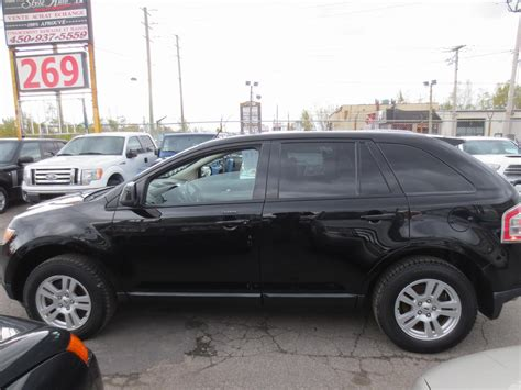 Ford Edge Style Change by Used Ford Edge 2008 For Sale In Laval Auto123