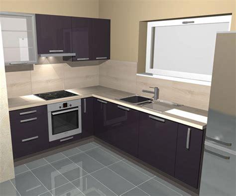 modeles de petites cuisines modèle cuisine équipée cuisine en image