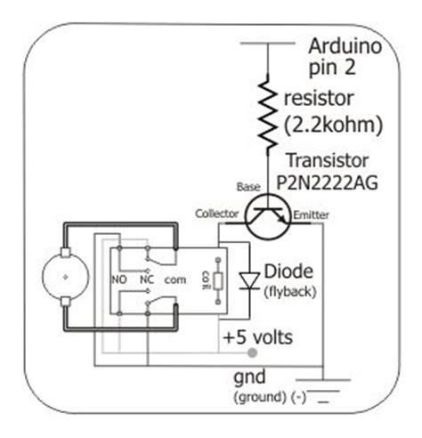 gt automations gt relay circuits gt motor controller h bridge