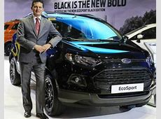 Ford Ecosport Black Edition Launched Prices, Pictures